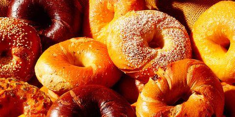Brown, Food, Yellow, Red, Orange, Colorfulness, Iris, Sweetness, Snack, Close-up,