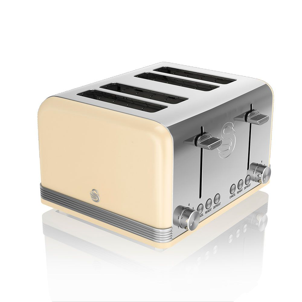 Which brands make retro toasters