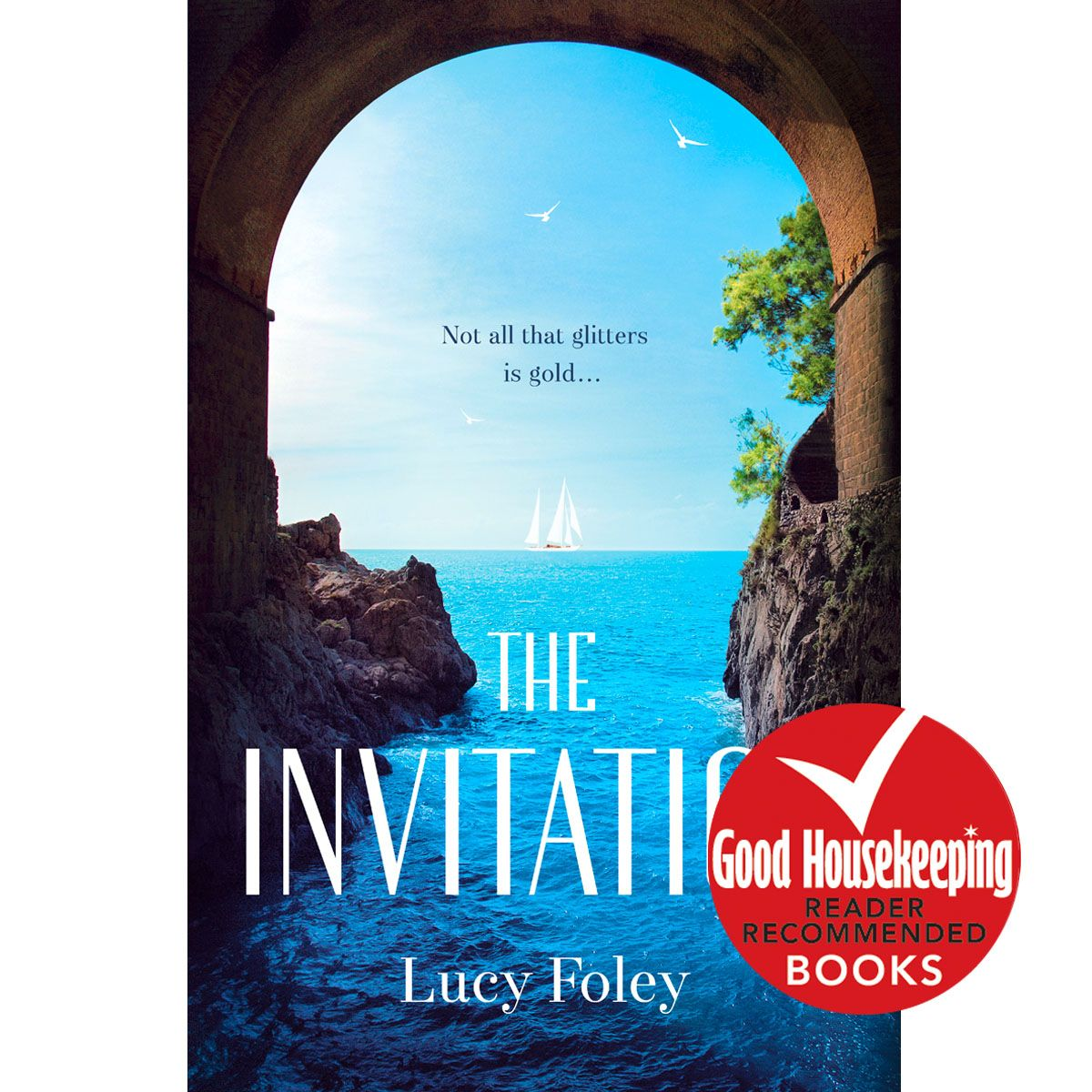 book review the invitation by lucy foley