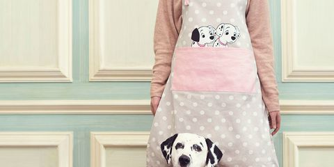 Dog, Canidae, Dalmatian, Dog breed, Clothing, Carnivore, Pink, Non-Sporting Group, Outerwear, Great dane,