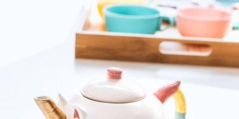 Teapot, Kettle, Lid, Ceramic, Tableware, Porcelain, Tea set, Font, Teacup, Serveware,
