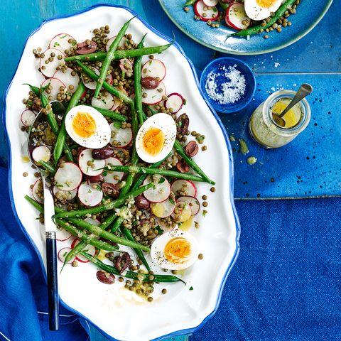 best vegetarian recipes lentil niçoise
