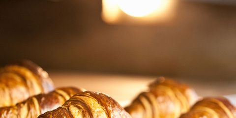 Food, Croissant, Dish, Cuisine, Baked goods, Viennoiserie, Rugelach, Ingredient, Staple food, Pastry,