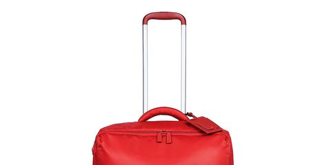 Product, Red, Style, Bag, Carmine, Maroon, Luggage and bags, Material property, Strap, Coquelicot,