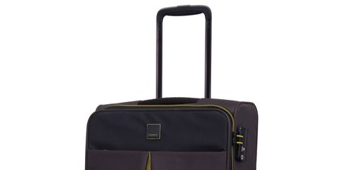 Bag, Suitcase, Hand luggage, Luggage and bags, Baggage, Wheel, Rolling, Automotive wheel system, Travel,