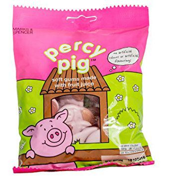 Percy Pigs will be vegetarian going forward, Marks & Spencer announces