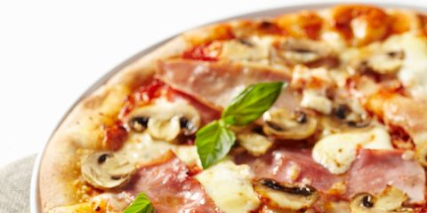 Ham And Mushroom Pizza Reviews Good Housekeeping