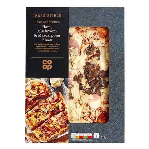 Ham And Mushroom Pizza Reviews Good Housekeeping