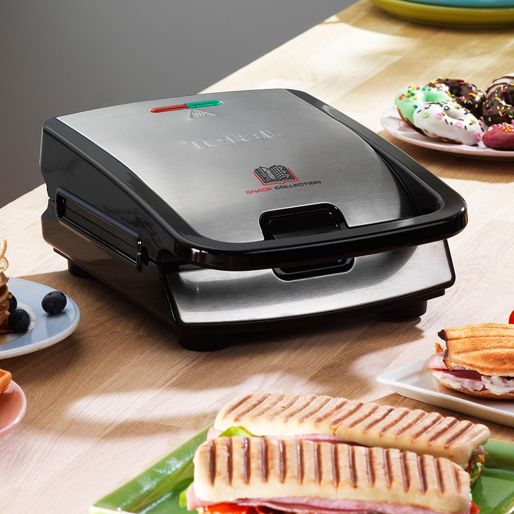 Cool Tefal SW852D27 Snack Collection review VX98