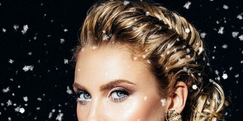 Christmas Hairstyles Easy.Christmas Hairstyles Festive Hair Ideas To Look Party Ready