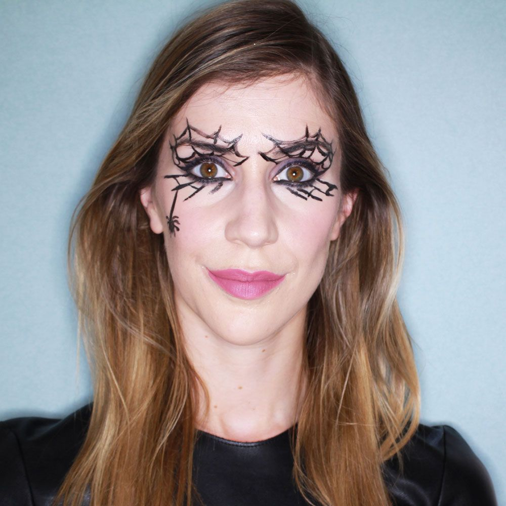Easy Halloween makeup ideas , Simple Halloween makeup for adults