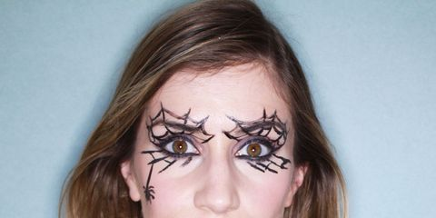 Halloween Makeup Ideas Easy Makeup Looks.Easy Halloween Makeup Ideas Simple Halloween Makeup For Adults