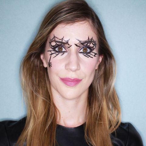 Easy Halloween makeup ideas - Simple