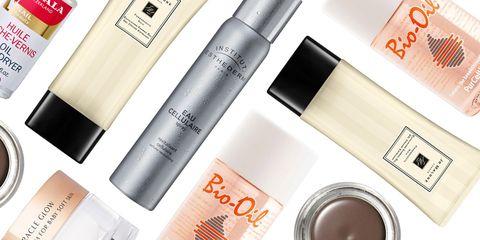 Product, Beauty, Skin, Cosmetics, Eyebrow, Lip gloss, Cheek, Pink, Lip, Eye shadow,