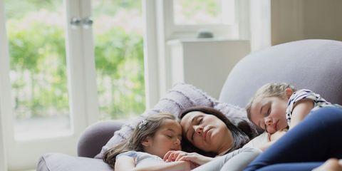 Photograph, People, Comfort, Child, Nap, Room, Sleep, Furniture, Pillow, Baby,