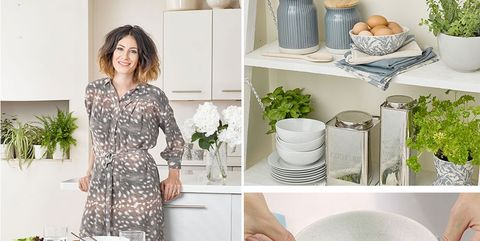 Dishware, Porcelain, Tableware, Plate, Table, Dinnerware set, Room, Ceramic, Bowl, Teacup,