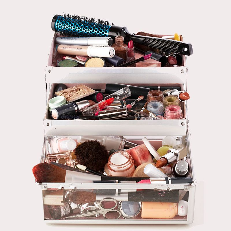 2c300d2e20f3 How to declutter your makeup and toiletries - Organising tips