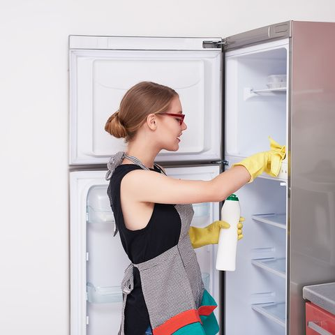 The secret to banishing unpleasant smells from your fridge