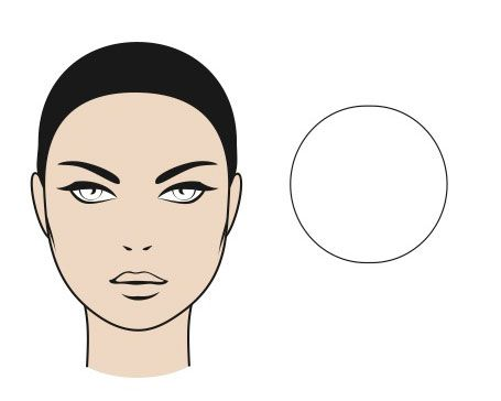 Peachy Best Hairstyles For Every Face Shape The Best Hairstyles For Schematic Wiring Diagrams Amerangerunnerswayorg