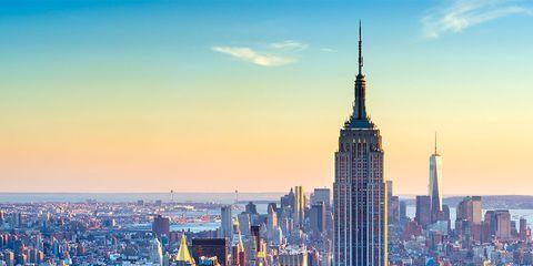 Cityscape, City, Metropolitan area, Urban area, Metropolis, Skyscraper, Skyline, Tower block, Sky, Daytime,