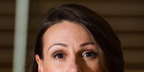 Face, Hair, Lip, Eyebrow, Facial expression, Chin, Skin, Head, Cheek, Forehead,