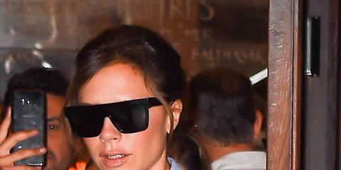 Eyewear, Sunglasses, Cool, Glasses, Hair, Lip, Street fashion, Shoulder, Vision care, Hairstyle,