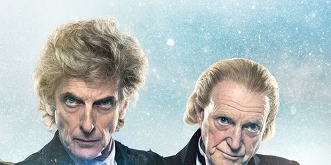 nothing says christmas like sitting down with family to watch a spot of festive doctor who this year the christmas special is set to be a memorable one