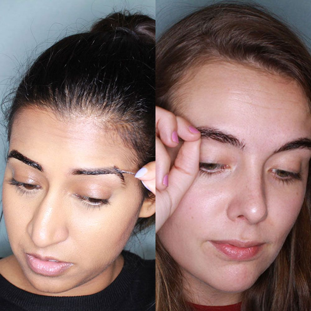 aaca9e6e60d Maybelline Tattoo Brow review - We tried tattoo brows, and this is what we  thought