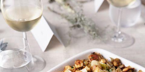 Dish, Food, Cuisine, Ingredient, Stuffing, Produce, Recipe, Vegetarian food, Vegetable, American food,