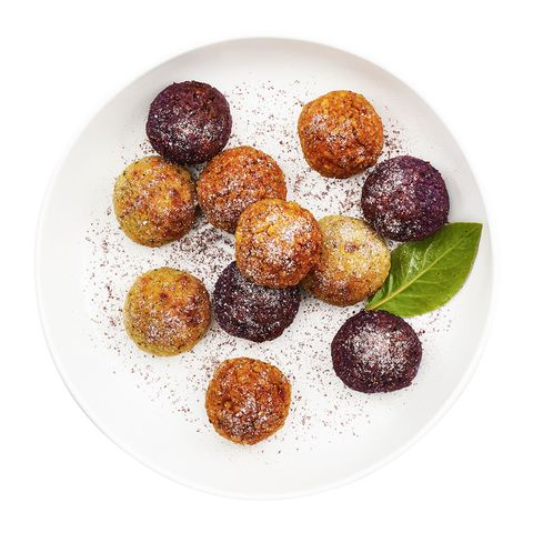 Food, Dish, Ingredient, Serveware, Dishware, Recipe, Plate, Side dish, Dutch cuisine, Zeppole,