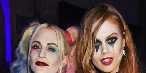Hair, Face, Eyebrow, Lip, Beauty, Hairstyle, Fashion, Blond, Eye, Fictional character,