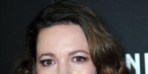 Hair, Face, Lip, Eyebrow, Hairstyle, Chin, Forehead, Beauty, Nose, Cheek,