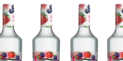 Drink, Liqueur, Distilled beverage, Product, Alcoholic beverage, Vodka, Bottle, Glass bottle,
