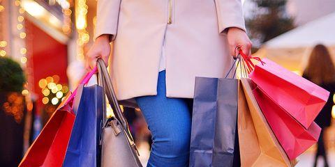 Clothing, Street fashion, White, Shoulder, Waist, Yellow, Jeans, Fashion, Pink, Leg,