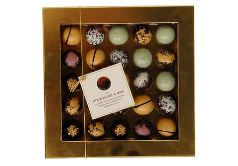 Marks Spencers New Range Of Christmas Chocolates Look