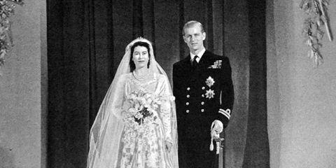 Photograph, Veil, Gown, Wedding dress, Dress, Bride, Bridal veil, Bridal clothing, Fashion, Black-and-white,