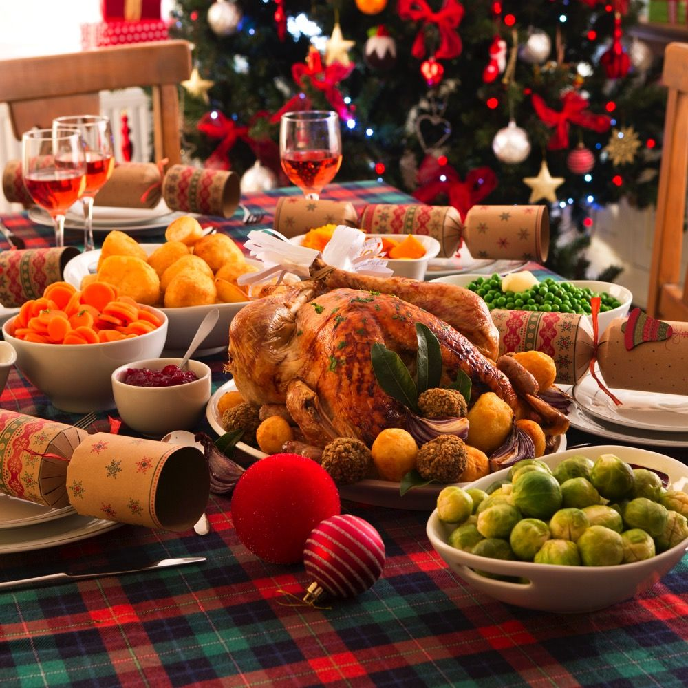 Christmas Meal.Good Housekeeping Christmas Budget Basket 2017 Cheapest