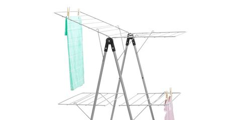 Line, Tripod, Clotheshorse, Ironing board, Furniture, Parallel, Clothes hanger, Easel,