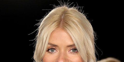 Hair, Face, Hairstyle, Blond, Eyebrow, Lip, Chin, Beauty, Layered hair, Long hair,