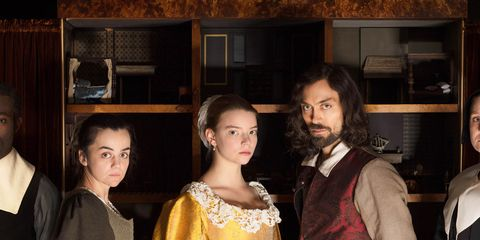 The Miniaturist Bbc One Why The Miniaturist Starring Anya Taylor