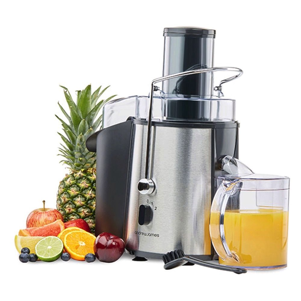 Andrew James Whole Fruit Juicer Review