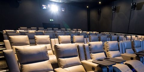 Odeon Luxe Odeon Luxe Is The Posh Cinema Experience You Need To Try