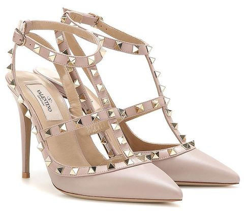 2fa59bec Dune Daenerys Studded High Heel Court Shoe - Dune are selling £66 ...