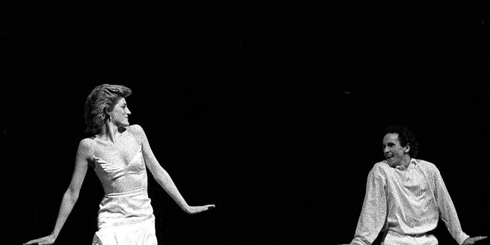 wayne sleep reveals what it was like dancing with princess diana like dancing with princess diana