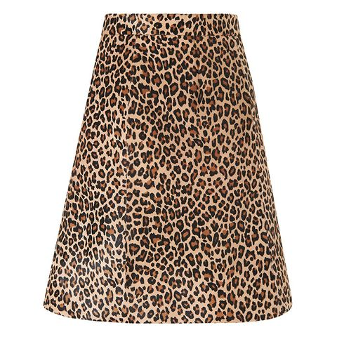 1c77b9070 Holly Willoughby's leopard print skirt is on sale