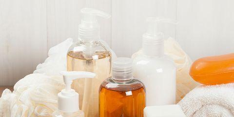 Product, Room, Dairy, Bathroom accessory, Food, Plastic bottle, Liquid, Still life,