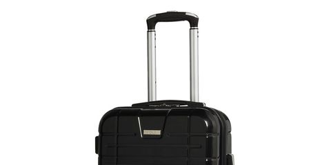 Suitcase, Hand luggage, Bag, Baggage, Luggage and bags, Rolling, Wheel, Automotive wheel system, Travel,