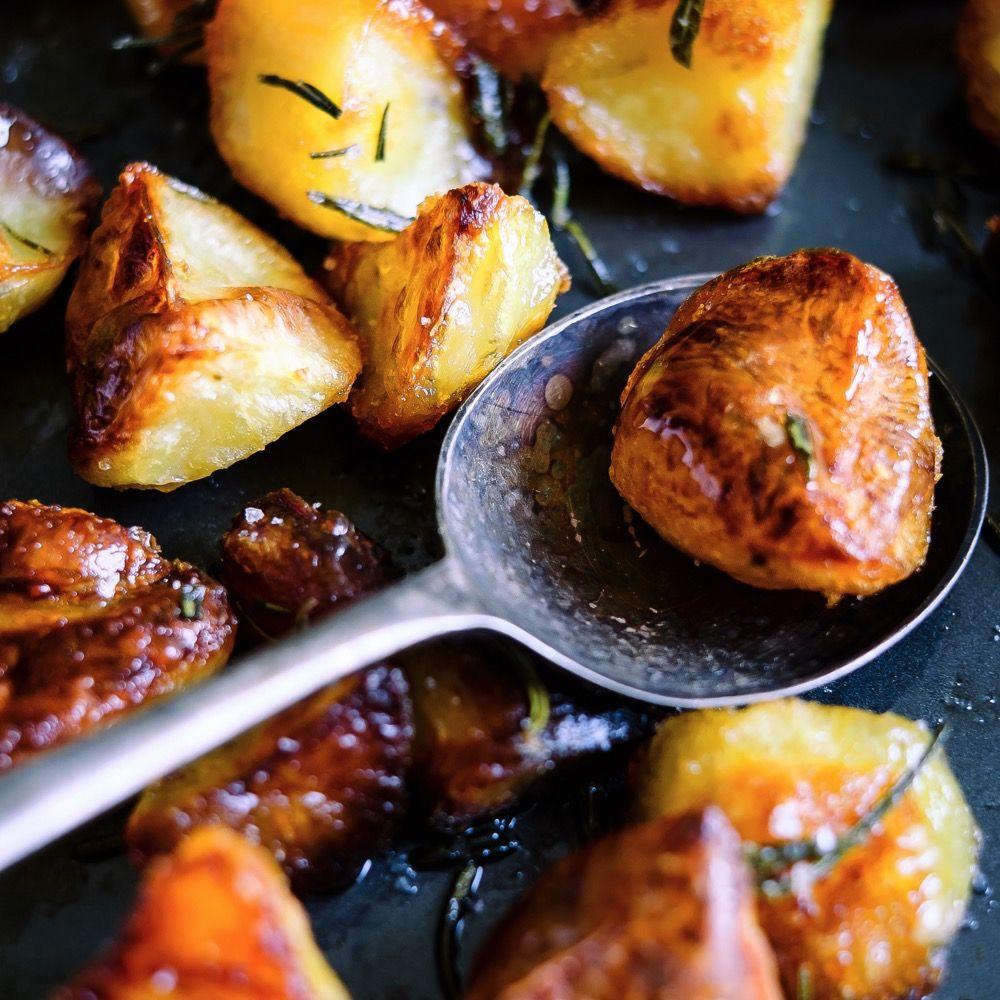 The best ready-made roast potatoes