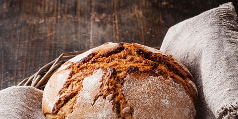 Food, Soda bread, Potato bread, Bread, Sourdough, Cuisine, Dish, Bun, Ingredient, Gluten,