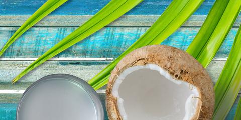 Coconut, Coconut water, Coconut milk, Juice,
